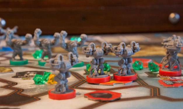 Cry Havoc – Game of the Week