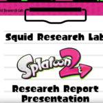 Splatoon 2 Direct Impressions