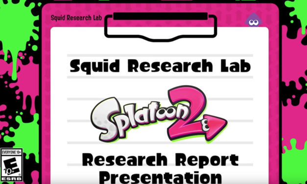 Splatoon 2 Direct Impressions
