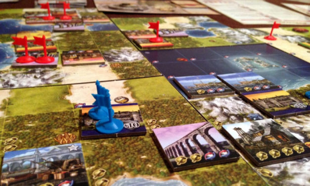 Top 10 Board Games Based on a Video Game