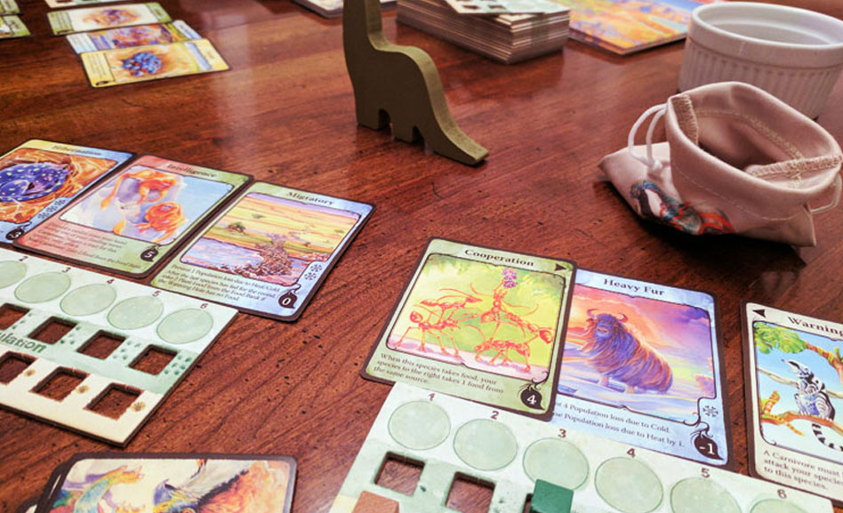 Evolution: Climate – Game of the Week
