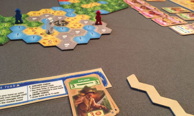 The Quest for El Dorado – Game of the Week