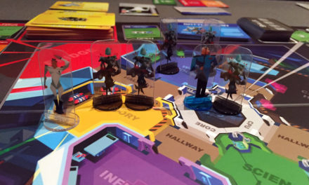 The Captain is Dead – Game of the Week