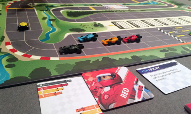 Downforce –Game of the Week