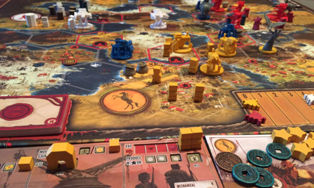 Scythe – Game of the Week