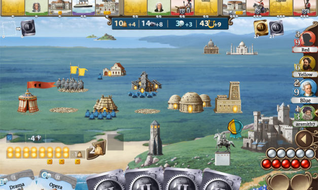 9 New iOS Board Game Releases