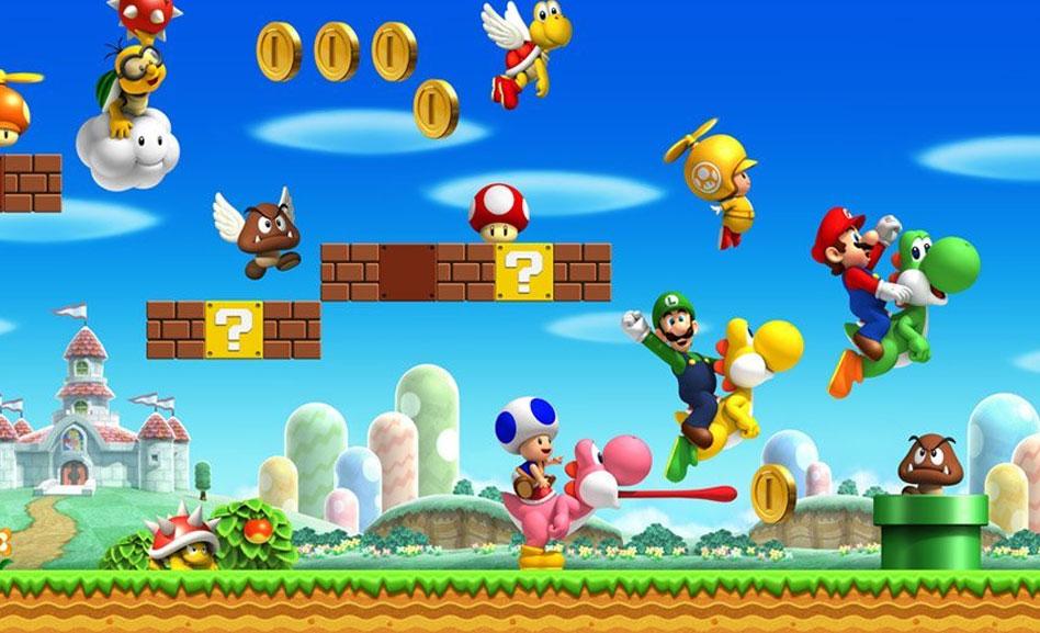 Top 10 Mario Platformer Games